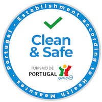 Safe & Clean Portugal Logo